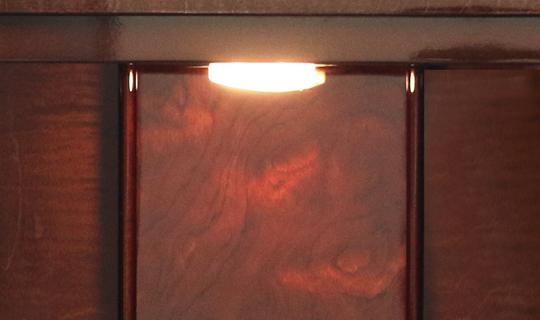 低電力を実現したLED照明