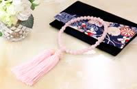 女性用数珠の商品拡充