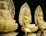 お仏壇にお祀りするご本尊様の種類