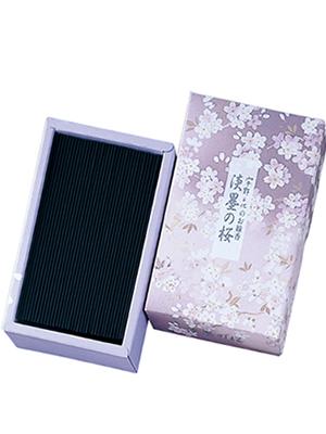 【日本香堂】宇野千代のお線香 淡墨の桜 200g