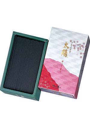 【日本香堂】太陽 さくらの香り 220g